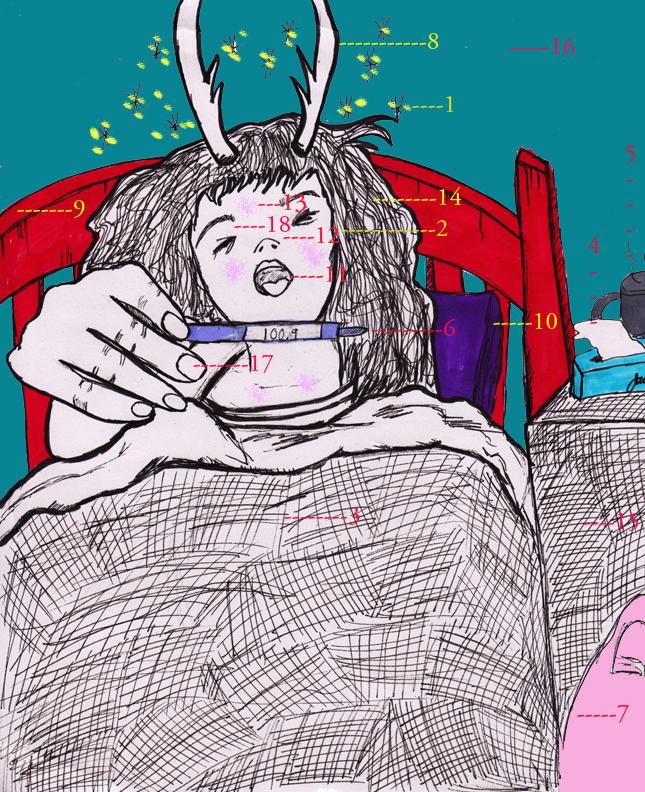 Sick Crash by Jacqueline Valencia