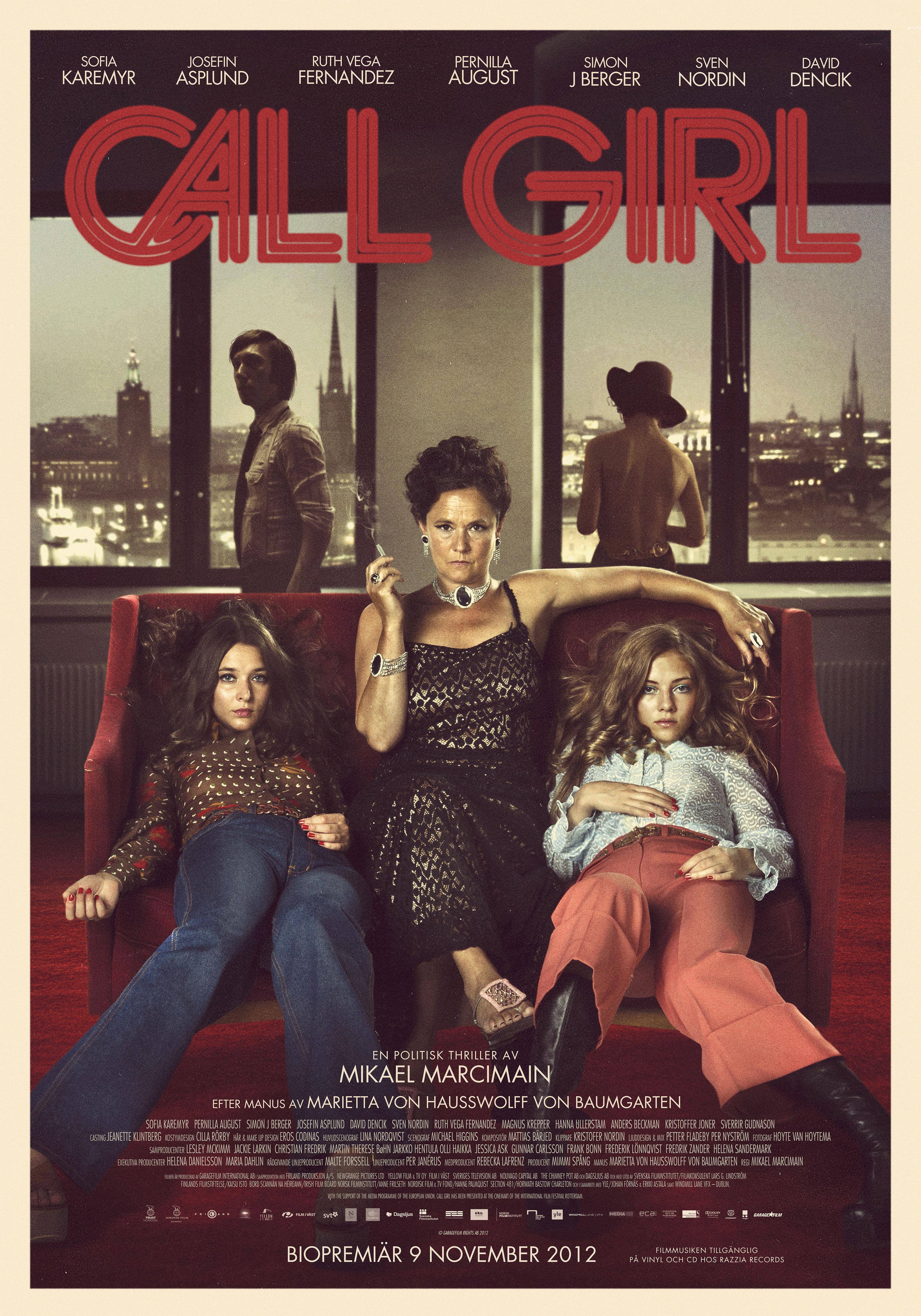 ქალი გამოძახებით - Call Girl / Девочка по вызову (2012)